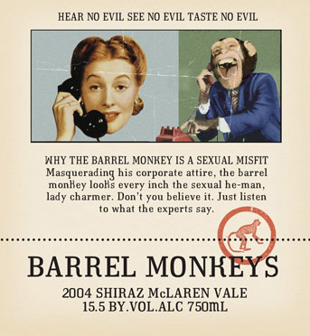 Barrel Monkeys