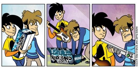 Rockband: Nirvana