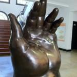 Botero Hand