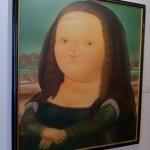 Mona Lisa - Botero