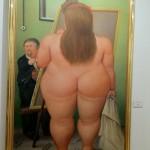 A Botero Nude